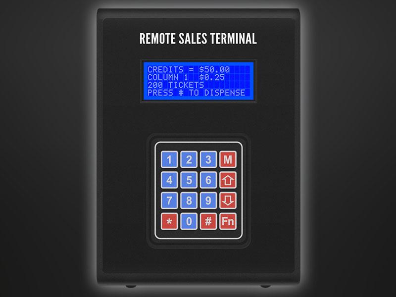 Remote Sales Terminal