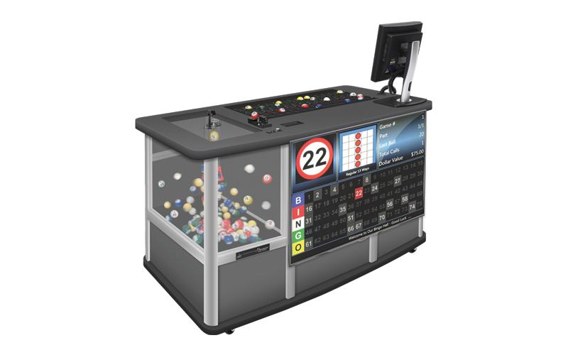 Capitol Statesman Premier Bingo Console