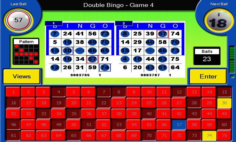 Bingo Card and Flashboard