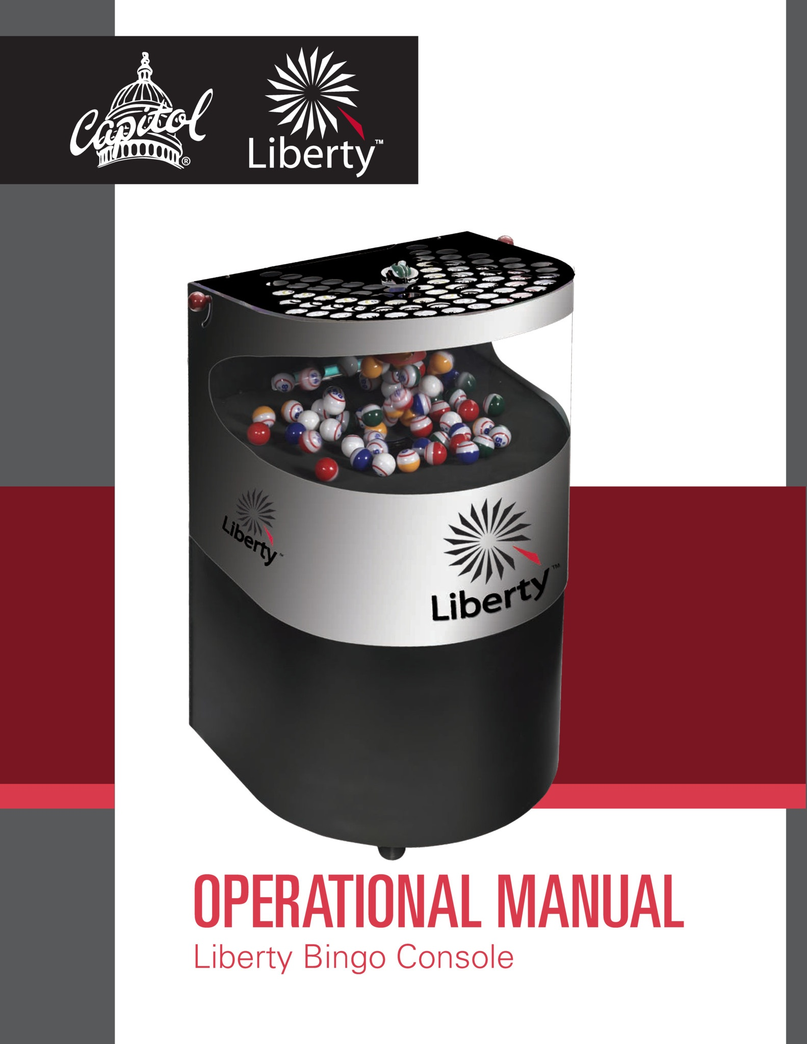 Liberty Manual Equipment Manuals