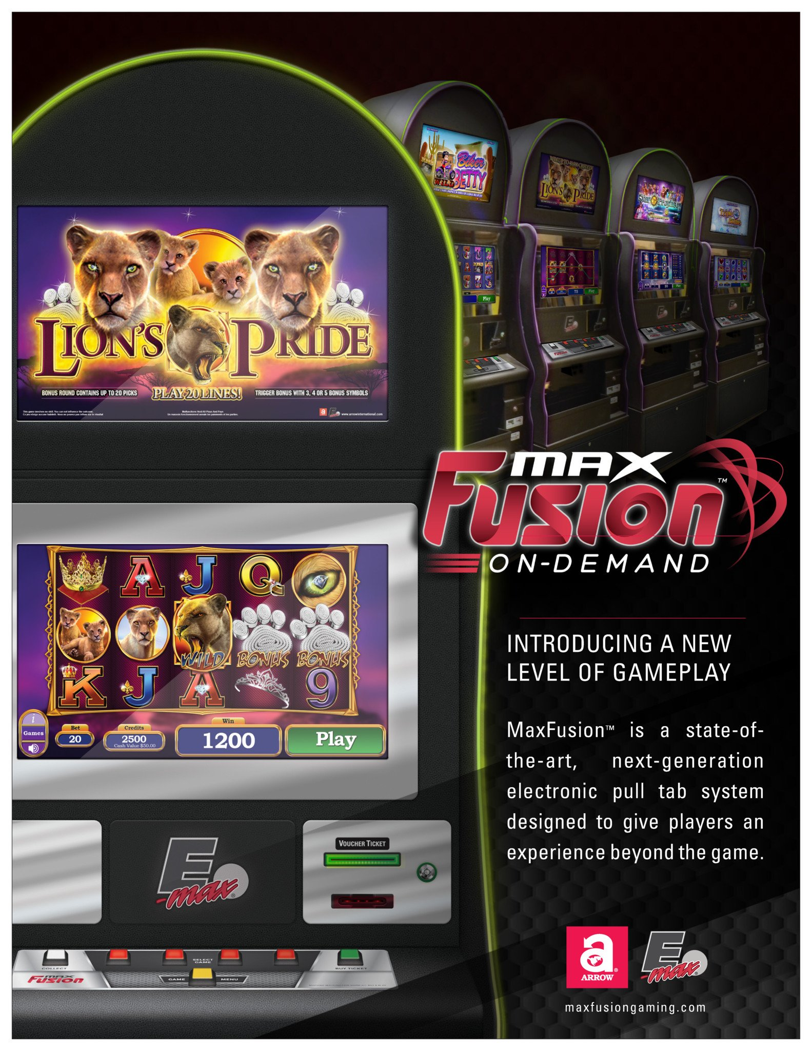 MaxFusion OnDemand Flyer Promotional Materials/Equipment Flyers & Brochures