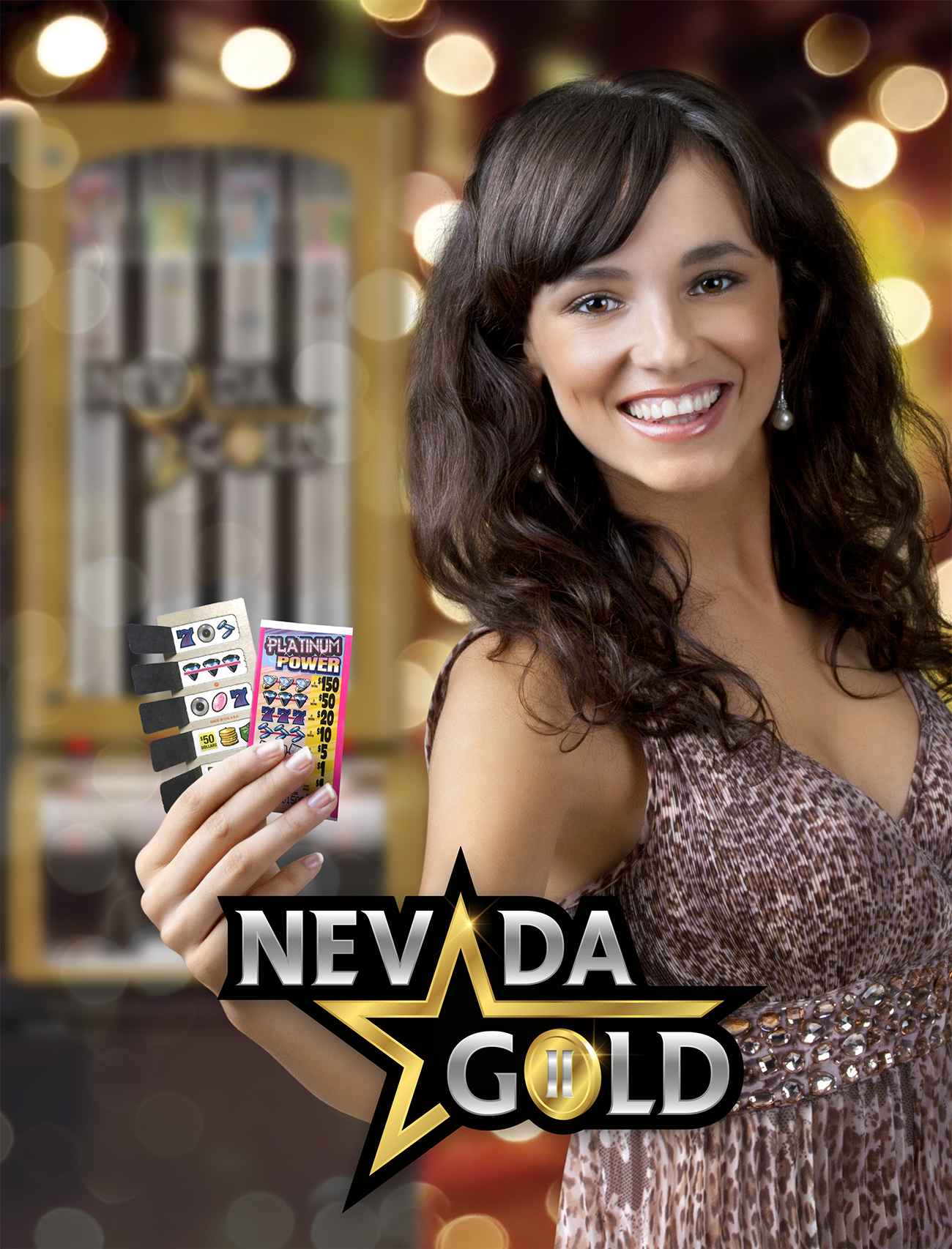 Nevada Gold II Brochure Promotional Materials/Equipment Flyers & Brochures